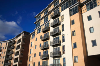 Good news for apartment dwellers
