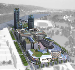 Planning Granted For Cork Docklands Facelift