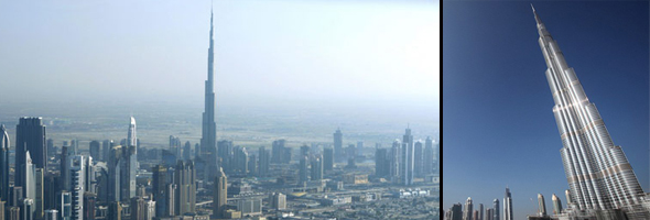 The Worlds Tallest Building: Burj Khalifa opens its doors