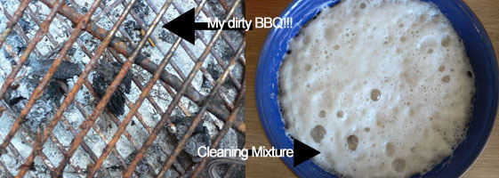 Top Tip to help clean your BBQ