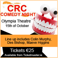 CRC Comedy Night: Invest in a few good laughs!