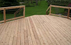 Top tips on how to clean garden decking