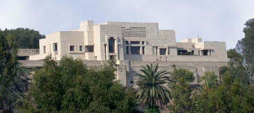 Frank Lloyd Wright's Ennis House for Sale for $15 million