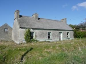 Fixer upper of the week:  €95,000 Kilbaha Co. Clare