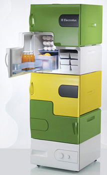 Dream Fridge for Renters