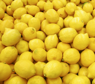 Fruity scents for the home: Lemon Fresh Air