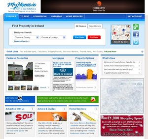 MyHome.ie has launched a fresh new look!