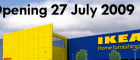 Countdown to IKEA Opening