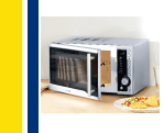 Silvercrest Digital Microwave & Grill only €49