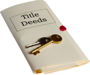 Property Deeds: Where are they?