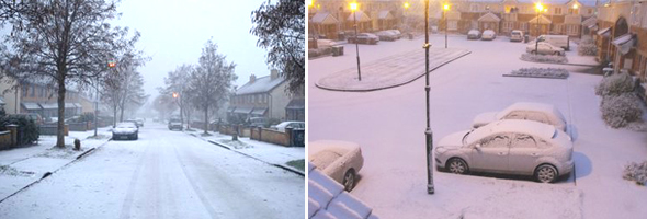 The New Year Snow: Who should be clearing the way?