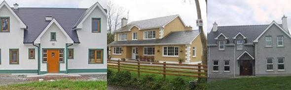 3 Properties for €300,000 Co. Leitrim