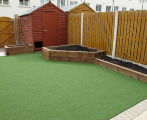 Synthetic Grass for your back garden?