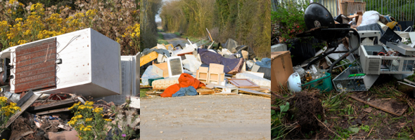Household Waste: What's with illegal dumping?