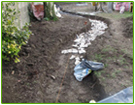 Garden Landscaping Project: Rathfarnham, Dublin: Day 13