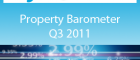 MyHome.ie Property Barometer Q3 2011