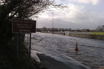 Flood funds should be advertised, says TD