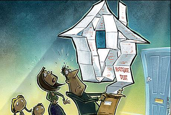 More than 100,000 now struggling with mortgages, new figures reveal