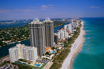 Overseas buyers lead surge in property sales in Miami