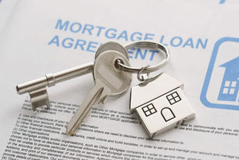 Mortgage lending dries up