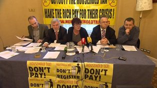 TDs launch campaign to boycott property tax