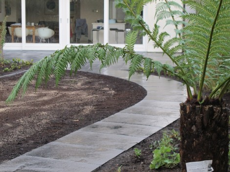 Limestone paving a bolder choice for Irish gardens