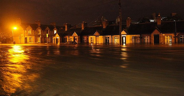 Over 1,000 Dublin homes affected by October's flooding