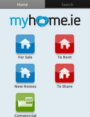 MyHome launches first Android app
