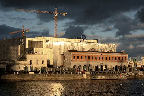 New cinema on the way to Dublin's Docklands
