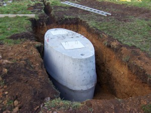 Government to force through Septic Tank Bill