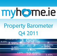 MyHome.ie Property Barometer Q4 2011