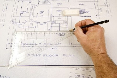Almost half of architects expect work to drop off during 2012