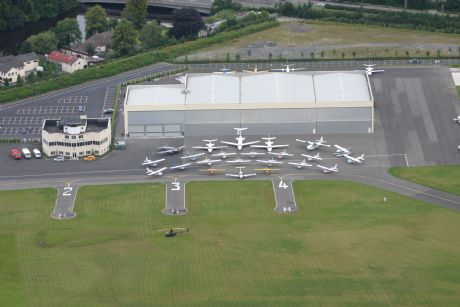 Weston Airport for sale with Savills
