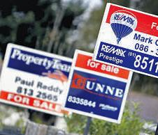 Things looking up in property market