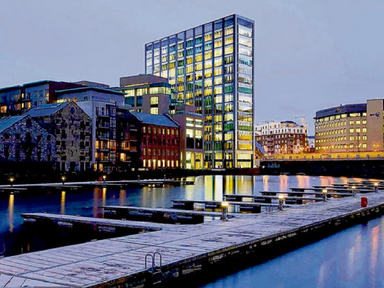 US companies bought or leased 40% of offices in Dublin last year with more expected this year