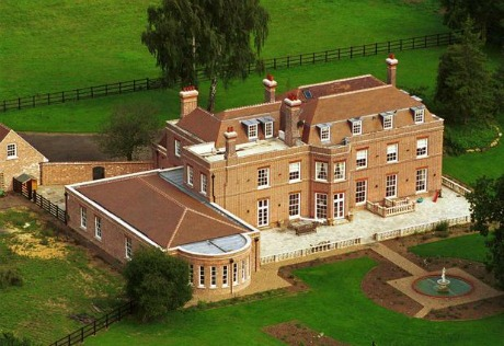 Beckhams put Beckingham Palace on the market for £18 million