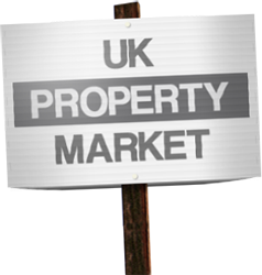 UK property at same level as a year ago