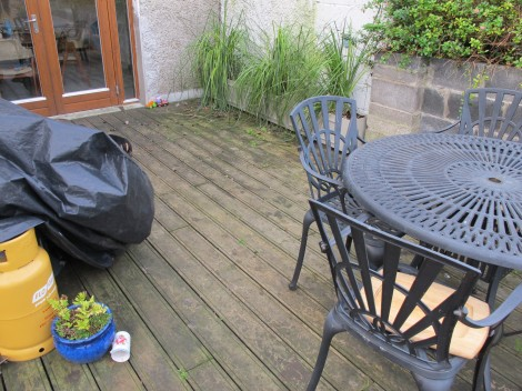 Garden makeover in Glasnevin