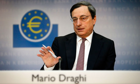 ECB president rules out further reduction in interest rates
