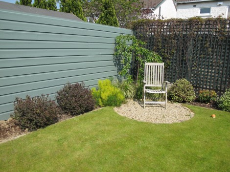 Garden Shed And Fence Colours