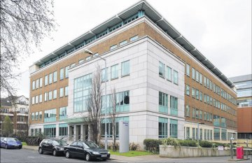 Dublin office block to sell for €32m off peak