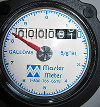 Water meter roll out to start next year
