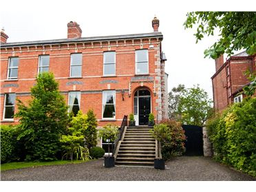 Ailesbury Road home on market for €3.25m