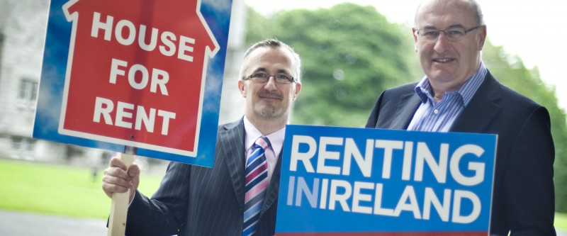 Minister launches survival guide for renters