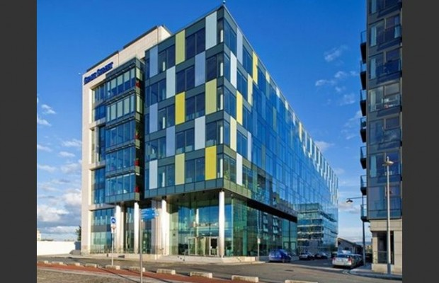 Dublin Docklands building and site on market for €105m