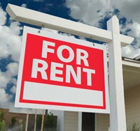 Rents remain flat in August