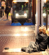 One in three worried about becoming homeless
