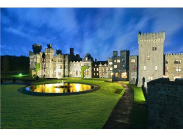 Ashford Castle on the market