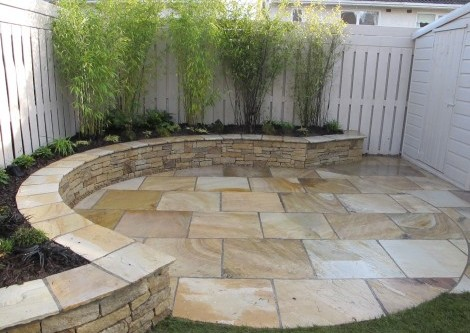 Family garden design and landscaping ideas