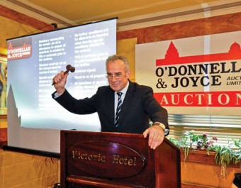 O'Donnellan & Joyce prepare for final auction of the year